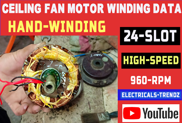 ceiling fan 144o rpm