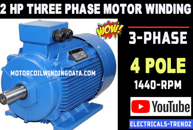 3phase motor winding 1hp 3 phase motor rewinding data .