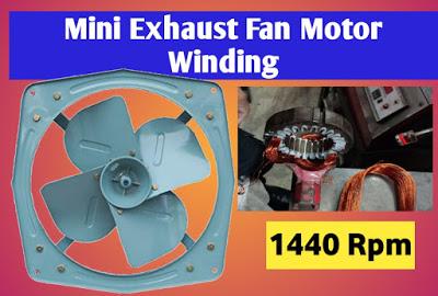 24 slot motor winding data