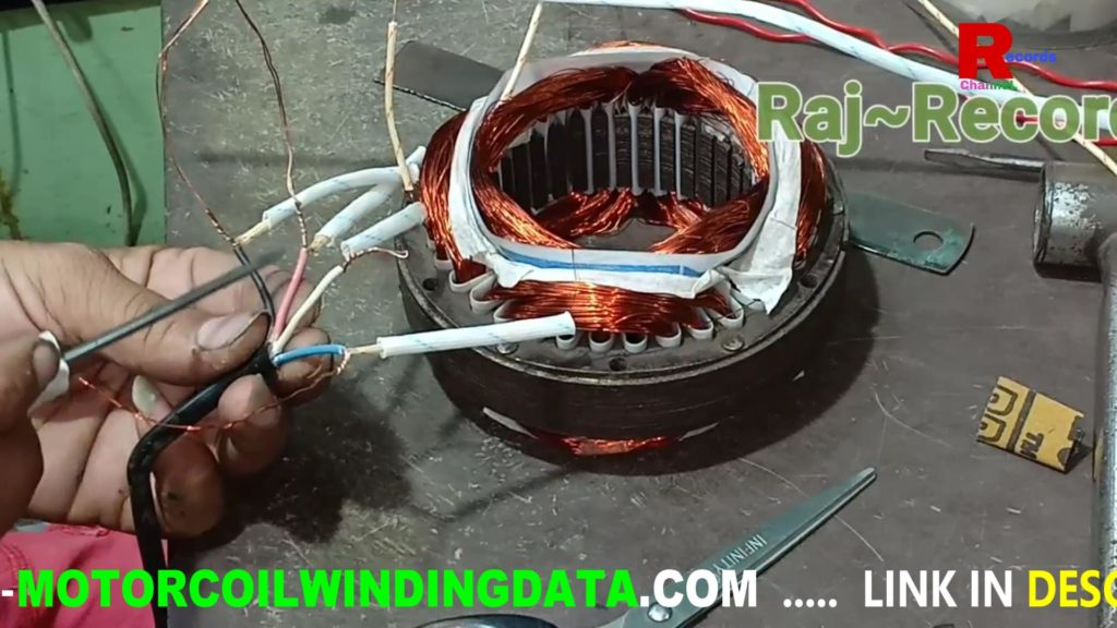 3 Speed Cooler Motor Connection