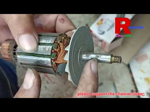 What Is Motor Winding? What Is Motor Winding Types?by motorcoilwindingdata.com