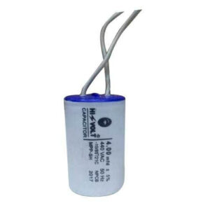 cooler motor capacitor value