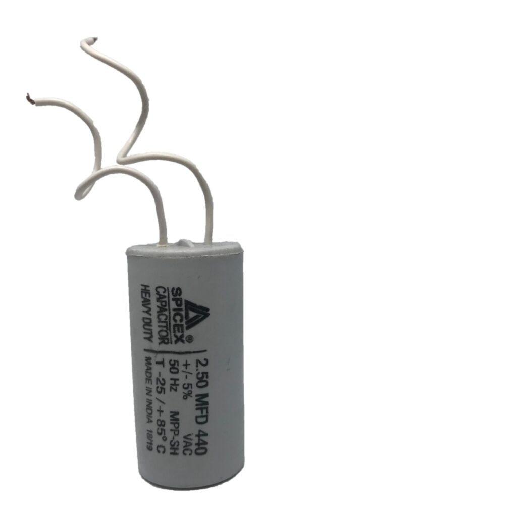 Buy 2.5 Mfd Capacitor