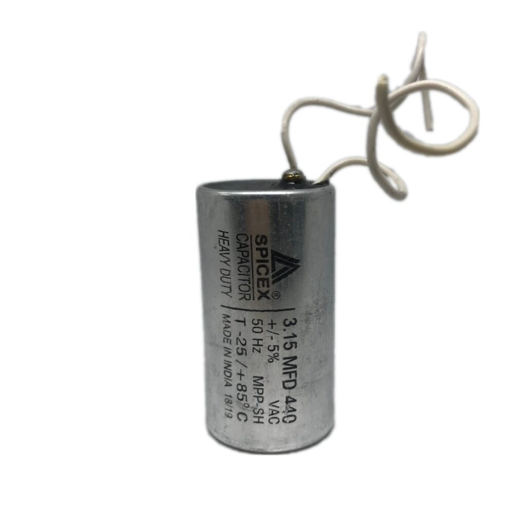 Old Model Ceiling Fan Capacitor Value.