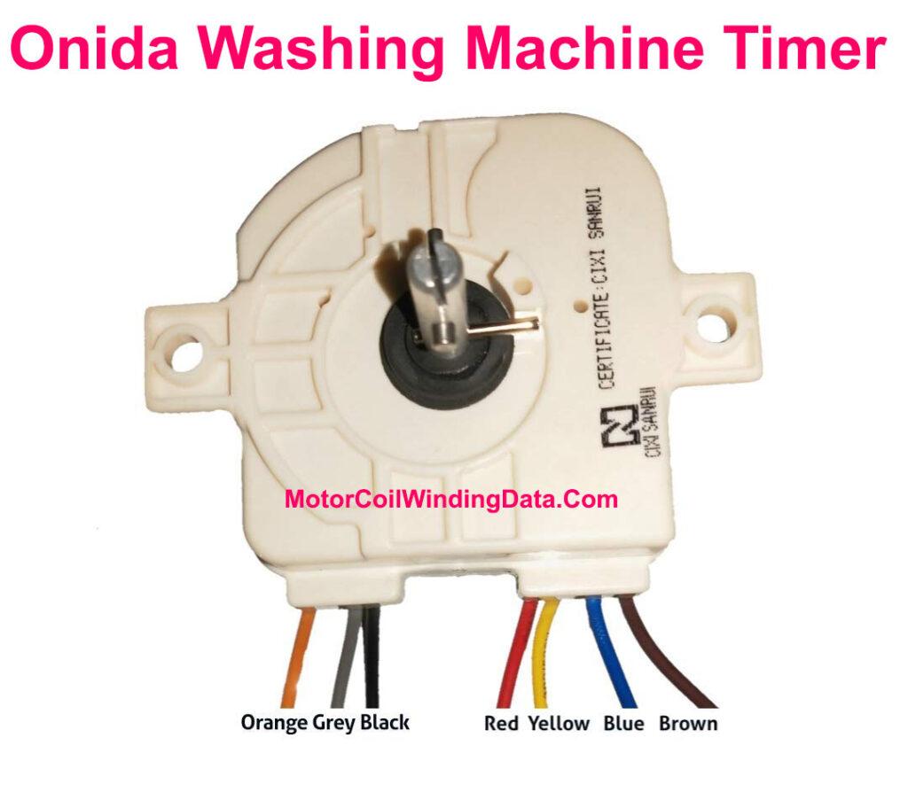 Washing Machine Timer Price Buy Now Offline.MotorCoilWindingData.Com