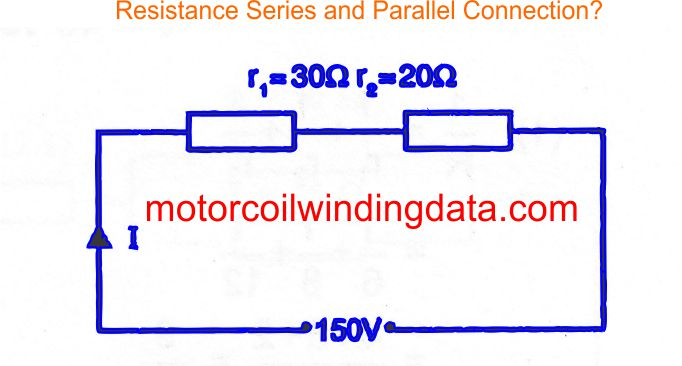 Resistance Series and Parallel Connection?motorcoilwindingdata.com