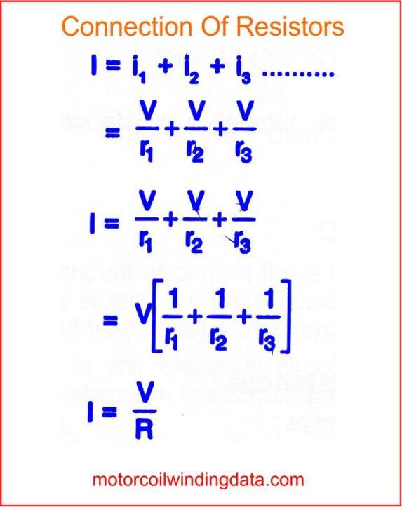 Resistors Parallel Calculator Formula?motorcoilwindingdata.com