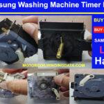 Samsung Washing Machine Timer Price Online.