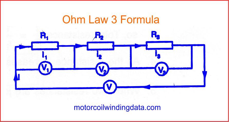 resistors in series by motorcoilwindingdata.com