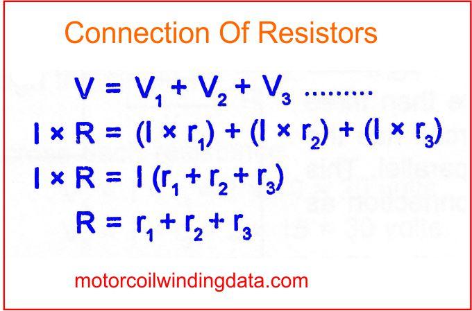 What Is Resistors In Parallel Formula?motorcoilwindingdata.com